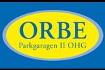 Orbe Parkgaragen Logo